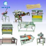 Round Bamboo Incense Stick Making Machine