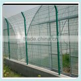 wire mesh fence , galvanized chain link fence