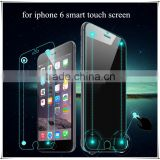 Smart screen protector for apple mobile phone, glass screen protector for iphone 6                                                                                                         Supplier's Choice