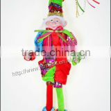 Christmas Decoration Supplies Type and Indoor Christmas Decoration Christmas Item Type christmas elf plush toy