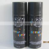 Body/Hair Glitter Spray Aerosol Type