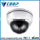 Monitoring Camera Security Equipment System 3.6 mm Fixed Lens 720p Camera 20M IR Dome Camera
