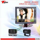 "RV-5600V hight quality 5.6""car rearview camera system for Vans/trucks/buses/motor homes"
