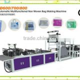 Factory Supplier Good Quality Multifunctional PP & Zipper Bag Making Machine Made In XinKe Machine