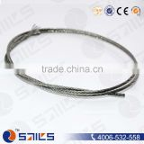 galvanized used steel wire rope for 2014 sale