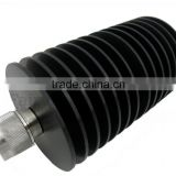 Fixed Attenuator N Male To N Female Up To 18 GHz To 100W With Black Aluminum Heatsink