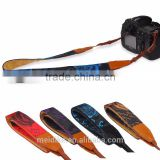 Fashion neck camera strap with OEM logo Quick release shoulder camera straps