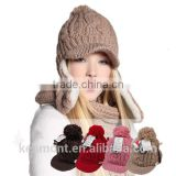 Kenmont Branded Unique Design Knitted Women Winter Hat