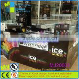 China made low price watch display/watch display fashion/mall kiosk design