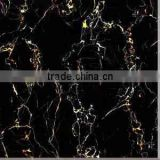 top sale cheap price black cloudy grey marble tile sparkle flooring