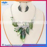 FANCY DESIGN FASHION platinum jewelry set