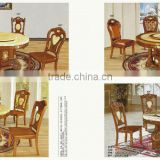 Marble top dining table designs used in india                                                                         Quality Choice