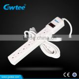 7 way USA electrical power strip ul listed socket