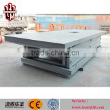China surpplier CE electric work platform scissor lift construction small lifting equipment