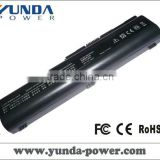 Hot wholesale DV4/DV5/DV6 battery for HP notbook CQ40/6cells