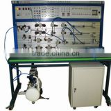 Pneumatic Trainer ,PLC Control Pneumatic Teaching Training Equipment                                                                         Quality Choice