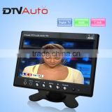 OEM price 7 inch ISDB digital TV digital portable TV