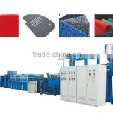 PVC Car Mat Machines/Floor Mat Making Machine