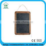 Vintage Chalkboard Slate Blackboard/slate chalk board with wooden frame