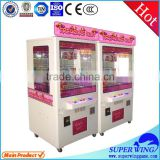 Toy gift catcher capsule toy vending machine