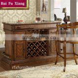 Federal classic wood bar counter for home furnishings AE-201
