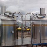 RJ 3000L Stainless Steel Automatic beer beverage making and brewing equipment Bottled filling equipment for sale