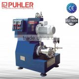 Puhler Horizontal Disc Type Bead Mill For Industrial Solvent Based Paints / Micron Grinding Machinery