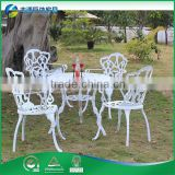 Cast Aluminum Table And Chair Set, Picnic table chair set                                                                         Quality Choice                                                                     Supplier's Choice