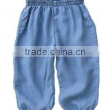 kids clothes 2015 baby clothing infant harem pants baby denim pants
