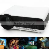 HD 3D Digital LCD LED Video Projector Home Theater Video Games Gaming Business Presentations 1080p with HDMI/USB/AV/VGA/PC