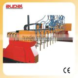 AUPAL Plasma Flame Precision Multi-Head Strip Type gas drilling machine