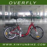 mini children folding e bike