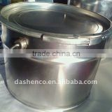 5L Round metal ant bucket