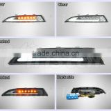 E4 V.W Scirocco LED Fender Lights for V.W LED Fender Lamp with Running Light LED Fender Marker Light for V.W Scirocco 2008 up                                                                         Quality Choice