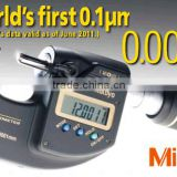 High quality and Durable thickness gauge for plastic film with multiple functions made in Japan