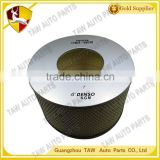 China supplier auto parts Air Filter OEM 17801-58C30 air filter for heavy machine / toyota