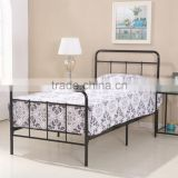 BaZhou Furniture Manufacturers wholesale metal single bed                                                                                                         Supplier's Choice