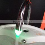 bathroom led kitchen faucet tap mixer light