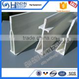 Free sample low price pigs goat poultry farm equipment plastic beams for construction