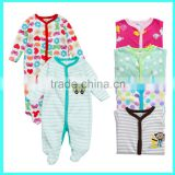 Long sleeeve wholesale spring & autumn 100% cotton funny baby romper clothes for newborn                                                                         Quality Choice                                                     Most Popular