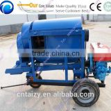 Sorghum,Millet,bean,paddy,rice and wheat Sheller machine with wheel