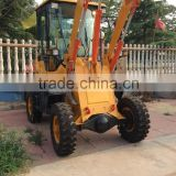 Factory supply new type mini tractor front end loader