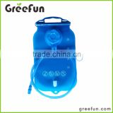 Custom Hot Selling Collapsible Water Container Outdoor Sports Water Bladder For Cycling Hydration Pack For Wholesale