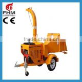 CE honda engine wood chipper shredder/wood chipper machine/pto wood chipper                                                                         Quality Choice