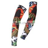 Custom Arm sleeves wholesale sublimation printing Compression Arm Sleeve