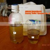 Refined oil light yellow used car oil recycle plant Good color tasteless