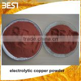 Best05E adhesive copper sheet made from electrolytic copper powder