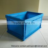 plastic turnover box / warehouse turnover box / collapsible plastic box