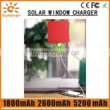 new product for 2015 solar sunshine charger/sun power charger/cell power bank