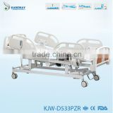 abs head high quality orthopedic traction hospital beds with movavle dinner table for sales prices